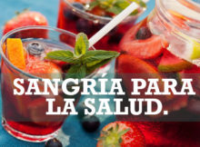 beneficios de la sangria